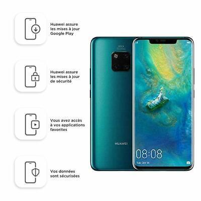 Huawei Mate 20 Pro 128 GB / 6 GB DUAL SIM Smartphone Grün Grün
