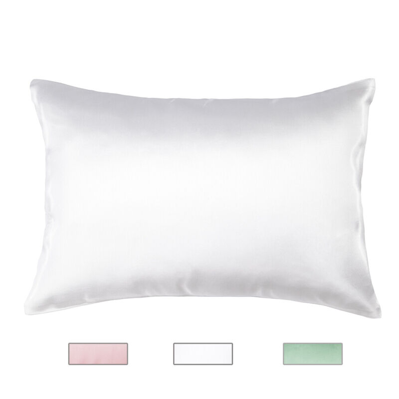 """100% Pure Mulberry Silk Toddler Pillowcase 19 Momme Silk Pillow Cover 13"""" x 18"""""""