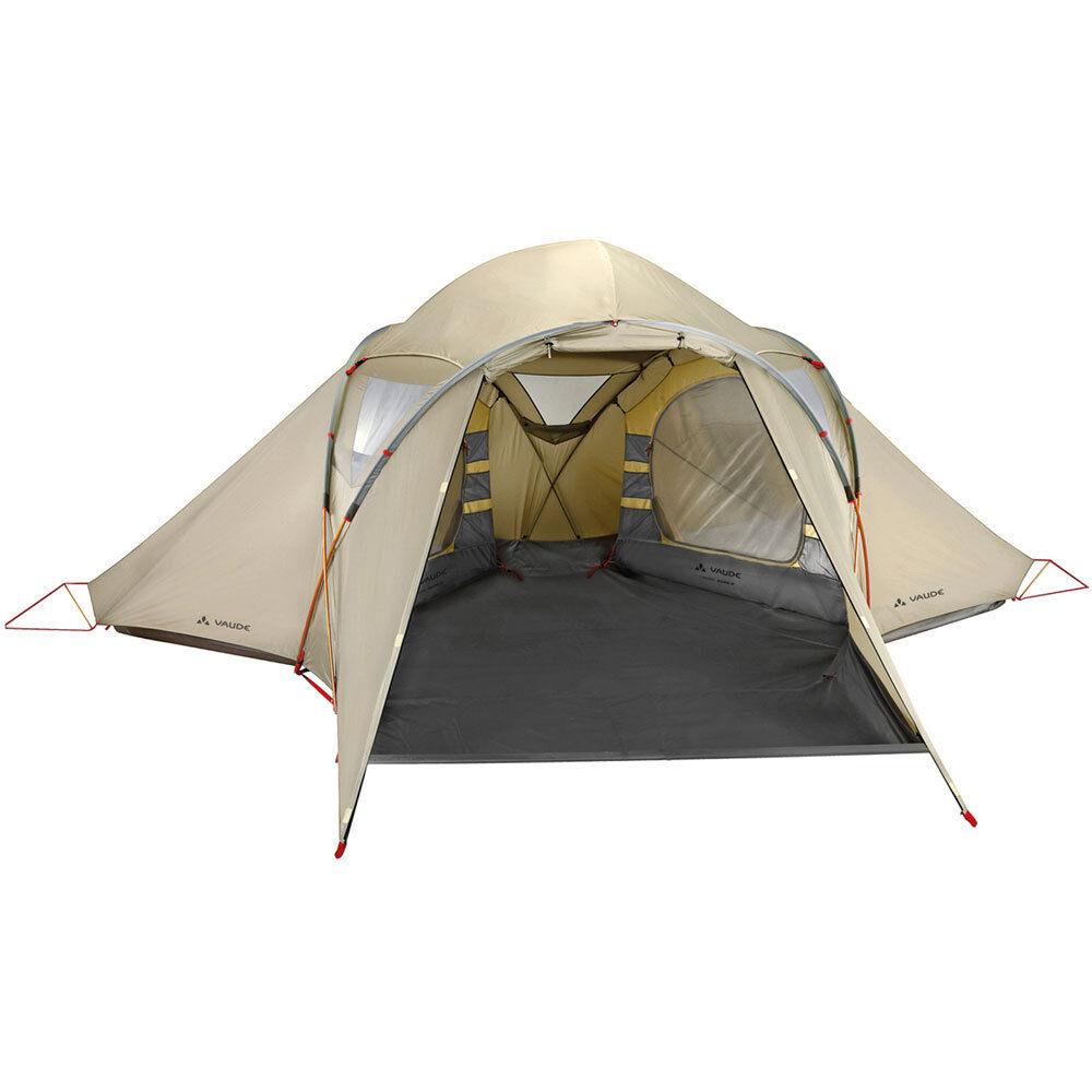 Vaude Badawi 4-Personen Gruppenzelt Familienzelt Zelt I…  
