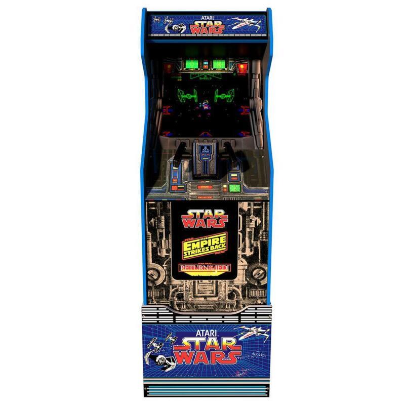 Arcade1Up The Star Wars Home Arcade Game Machine - 3 Games in 1