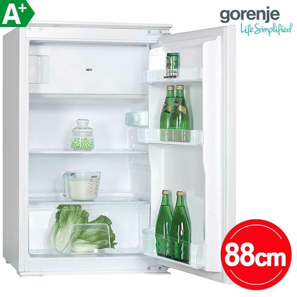 Kühlschrank Einbaukühlschrank A+ Einbau 88 cm Einbaugerät integriert by Gorenje