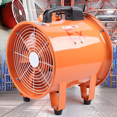 Explosion-proof Ex Extractor Fan Ventilator Axial Fan Blower Ignition Resistant