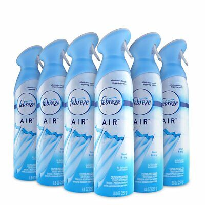 Febreze AIR Effects Air Freshener Linen & Sky, 8.8 oz