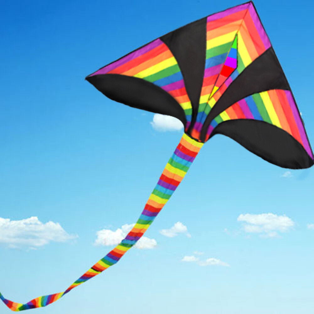 new 1 5m 59 inch colorful triangle