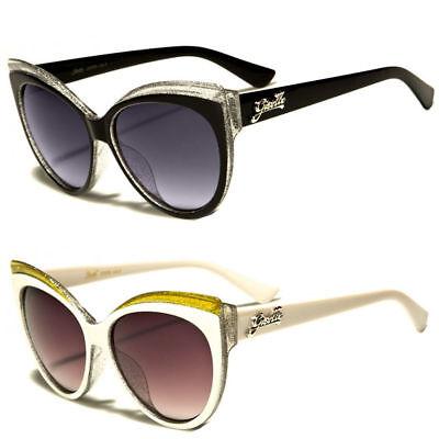 Women's Cat Eye Black Sunglasses Retro Classic Vintage Design Fashion Shades (Retro Cat Eye)