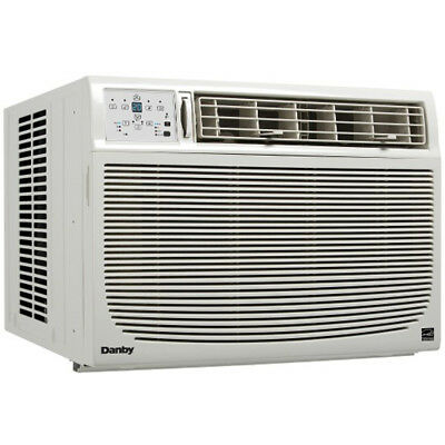 Danby Window Air Conditioner with 18000 BTU & 4 Way Air Direction in White