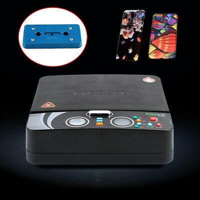 Multi-functional 3d Vacuum Sublimation Heat Press Machine Kit For Phone Case New