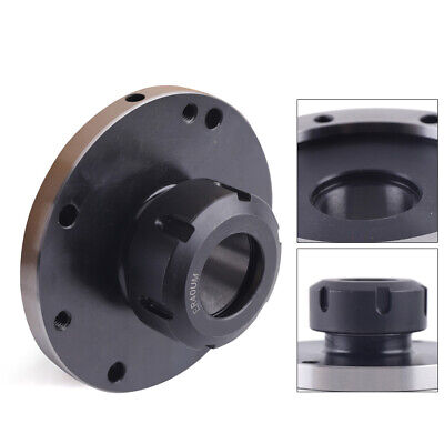 Er-40 Collet Chuck 125mm Diameter Spindle For Milling Lathe 58 Stud New