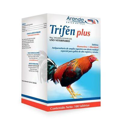 Trifen Plus 100tab Roostersgallos
