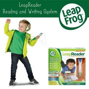 Used  LeapFrog LeapReader Reading and Writing System, Green Condition: Used