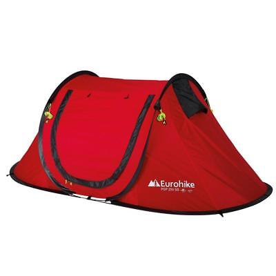 New Eurohike Quick Pitch Tent Camping Gear Camping Tent
