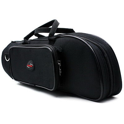 New Student Band M Professional Music Trumpet Soft Case Nylon Gig Bag Black
