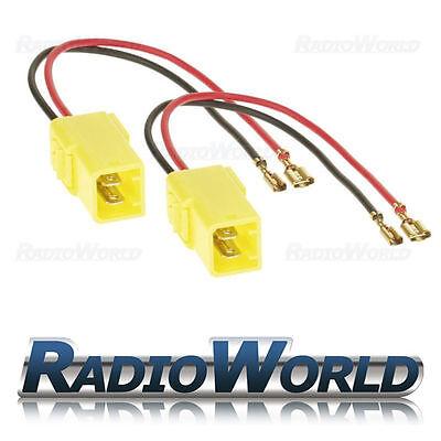 Fiat Speaker Connector Adaptor Lead Cable Plug PC2-800 Pair