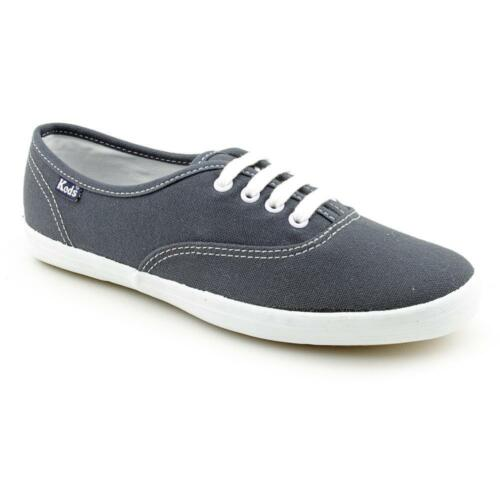 keds chion oxford cvo womens size 12 blue wide canvas