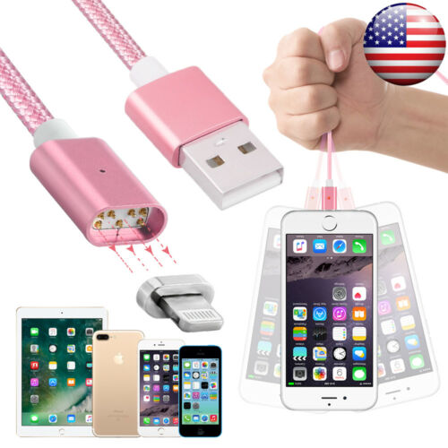 3A Magnetic Lighting Charger Apple Charging Cable for iPhone