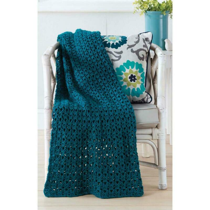 Red Heart® Clusters Aplenty Throw Yarn Kit