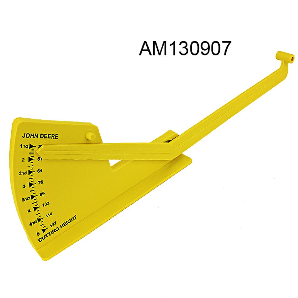 2 Pack Genuine Oregon 42-095 Mower Deck Leveler Gauge
