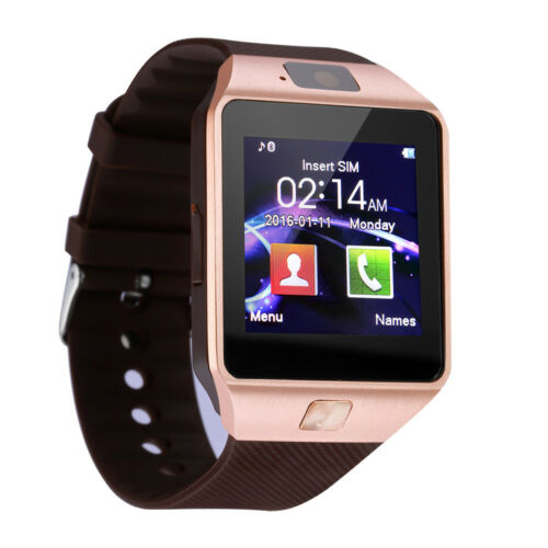 DZ09 Bluetooth Smart Watch Phone Mate GSM SIM For Android Phones Samsung HTC LG