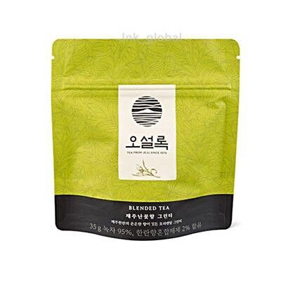 Osulloc Jeju Orchid Korean Green Tea Premium Blended Grade A 35g
