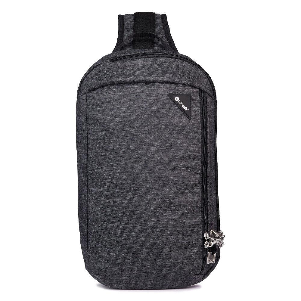 Pacsafe Vibe 325 Cross Body Anti-theft Security Pack - Granite Melange 2019