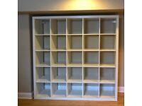 Ikea book case/ wall unit