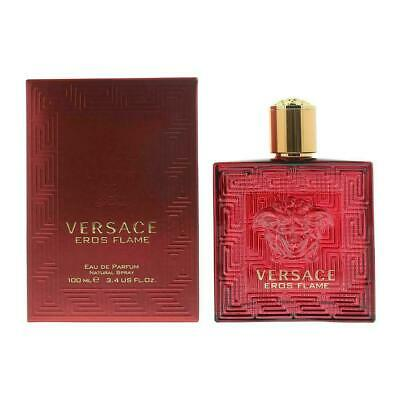 VERSACE Eros Flame 100ml EDP for Men BRAND NEW Authentic Free Delivery