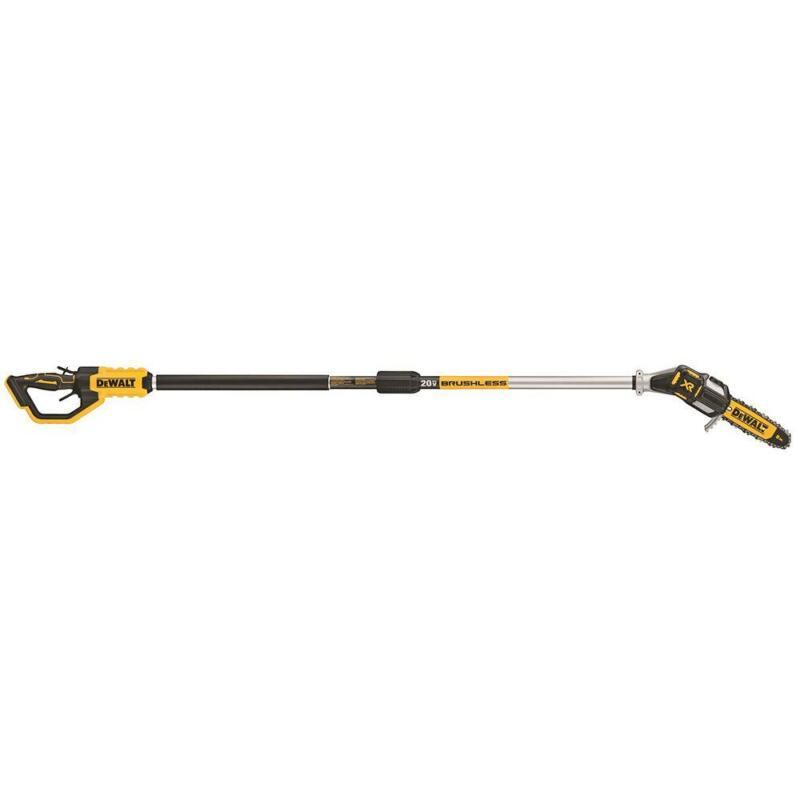 "DeWALT DCPS620M1 20V MAX XR 8"" Cordless Pole Saw Kit w/ Extension Pole"