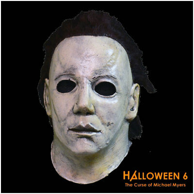 Michael Myers Halloween 6 Mask Curse of Michael Myers Trick or Treat - Halloween Curse Of Michael Myers Mask