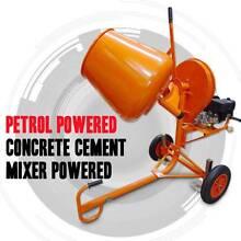 120L 2.2 Cuft Petrol Powered Concrete Cement Mixer Powered Briggs Bakery Hill Ballarat City Preview
