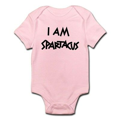 CafePress Spartacus Infant Creeper Cute Infant Bodysuit Baby