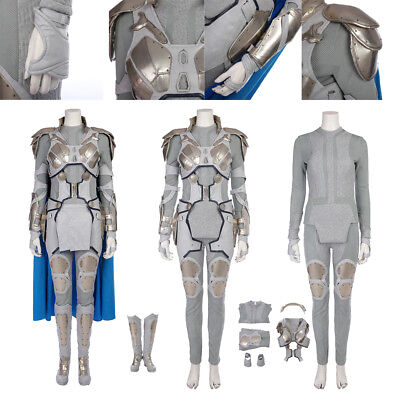 NEW ARRIVAL Thor Ragnarok Valkyrie Cosplay Costume Superhero Outfit Halloween