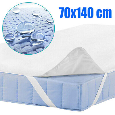Wasserfeste Matratzenauflage Matratzenschoner Matratzenschutz 70x140 cm Kinder