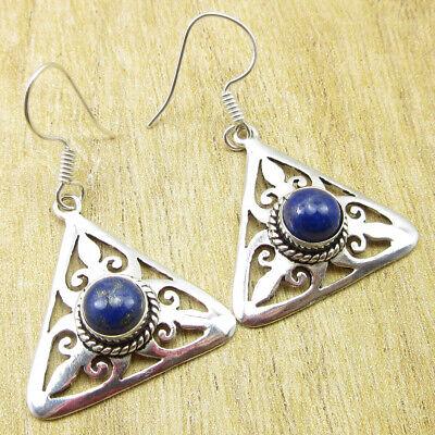 Low Price Online (Low Price Lapis Lazuli PRETTY Earrings 1.7