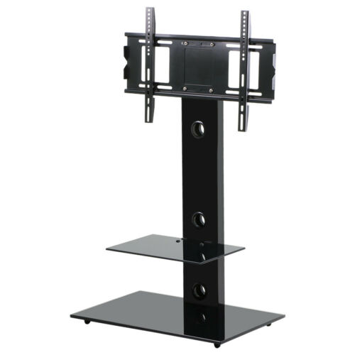 High Gloss TV Stand With Bracket Mount For Plasma LCD