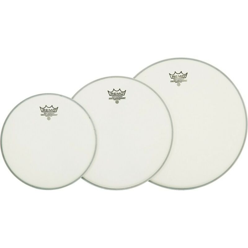 Remo Ambassador Tom Drumhead Pack Fusion Coated