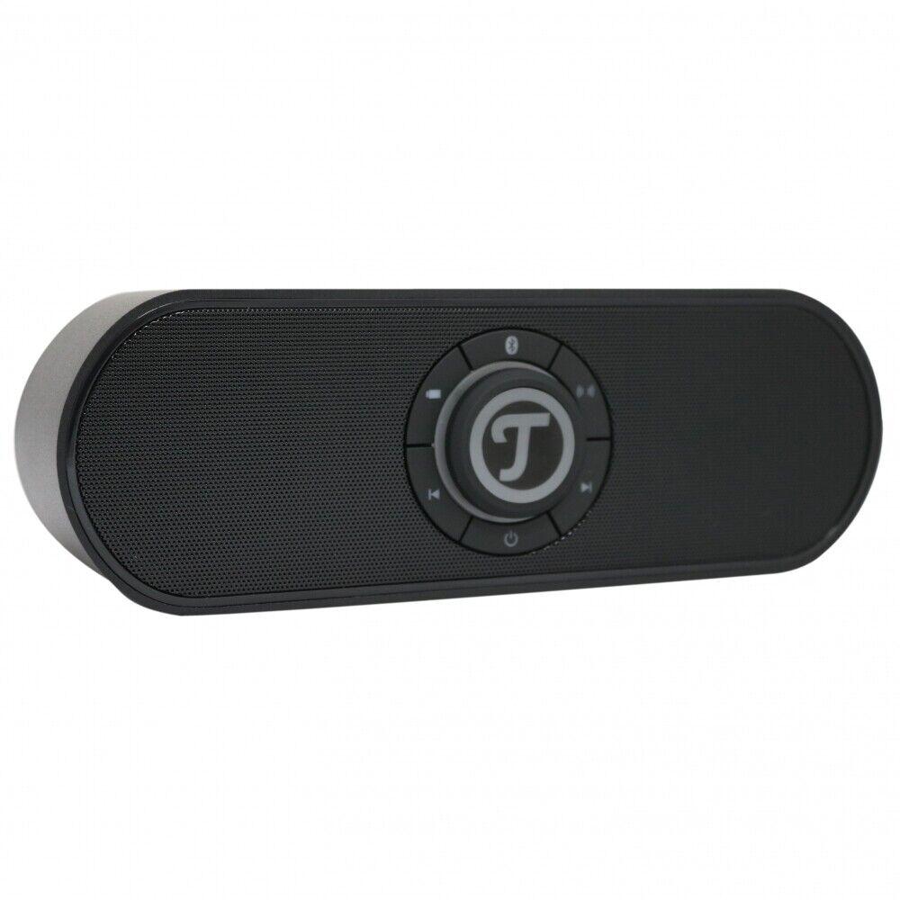 Teufel Bamster Pro Lautsprecher (20 W) schwarz Bluetooth 4.0 mit aptX & NFC