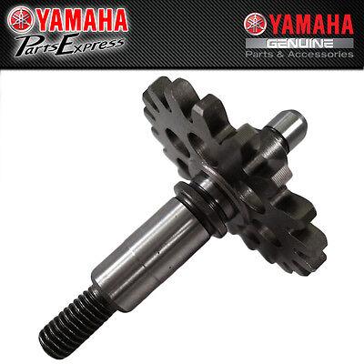 YAMAHA WATER PUMP SHAFT GEAR YZF YZ250F WR250F YZ WR 5XC 12459 00 00