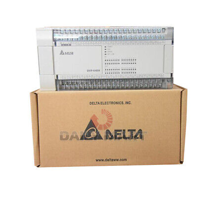 New In Box Delta Plc Eh3 Dvp64eh00r3 Plc Programmable Controller
