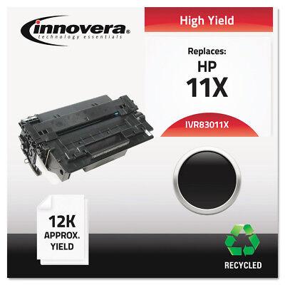 Innovera Remanufactured Q6511x 11x High-yield Toner Black 83011x New