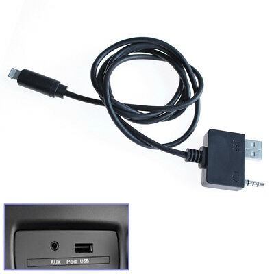 Lightning Charging Charger Charge for IPHONE IPOD Cable Adapter HYUNDAI KIA New
