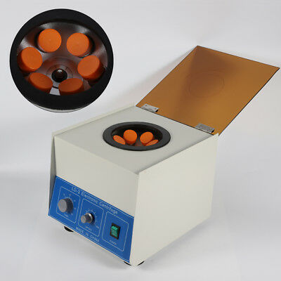 Ld-3 Electric Benchtop Centrifuge Lab Laboratory Medical Practice 4000rpm 650ml