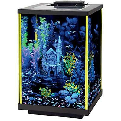 Aqueon NeoGlow Starter Kits LED Aquarium Kit, 5 Gallon Pet Supplies