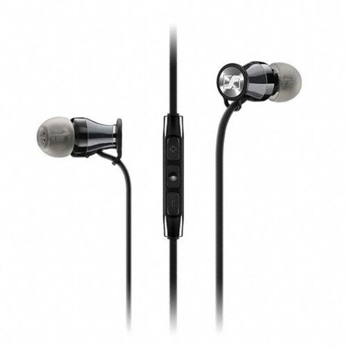 Sennheiser MOMENTUM In-Ear (M2 IEi) In-Ear Headphones Black chrome HD1 M2 IEI-BLACK CHROME