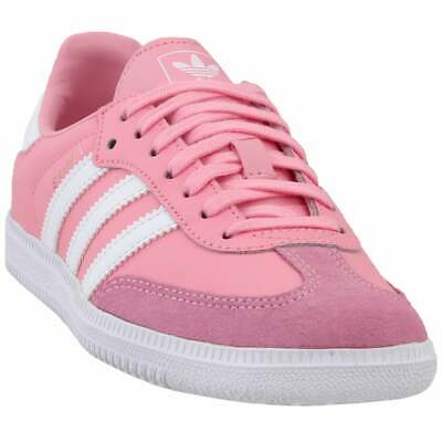 adidas Samba OG Junior Sneakers Casual    - Pink - Girls