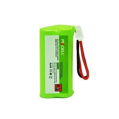 Cordless Phone Battery 800mAh For AT&T BT166342 BT266342 VTech BT183342 BT283342 ()