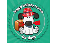 Digs for Dogs need dog loving families! Could you open your home to a dog for their Holiday?