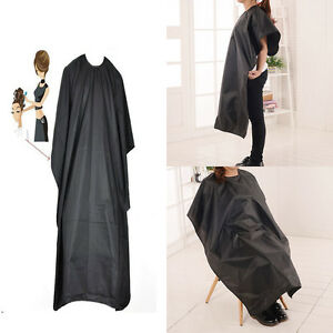 Barber Gown : ... Cutting Hair Cloth Salon Barber Gown Cape Hairdresser Hairdressing