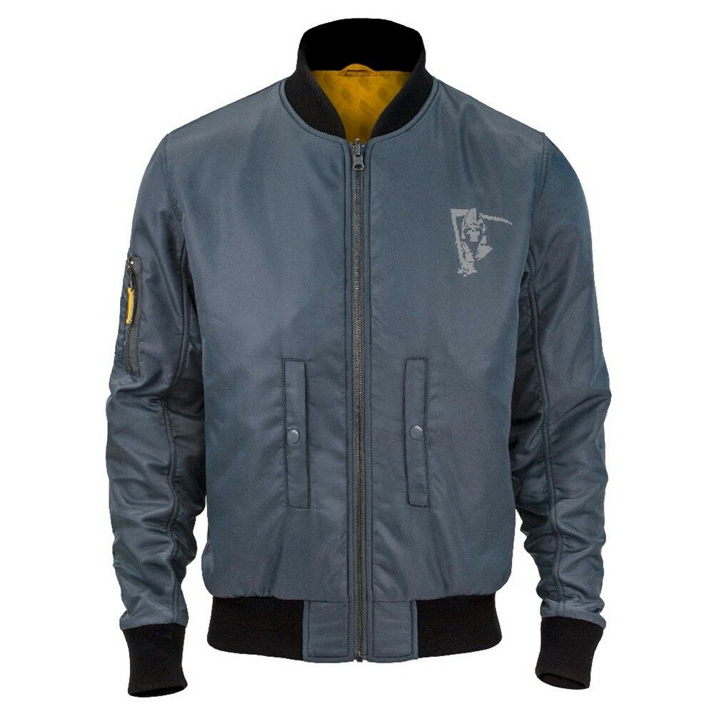 UbiWorkShop Watch Dogs 2: Marcus Replica Jacket Gray & Yello
