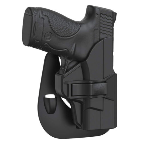 Holster For S&W M&P Shield 9mm/ .40 Smith and Wesson MP Holder Paddle Case Right