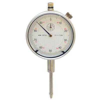 0- 1 Range High Precision 0-100 Dial Test Indicator 0.001 Graduation Lug Back
